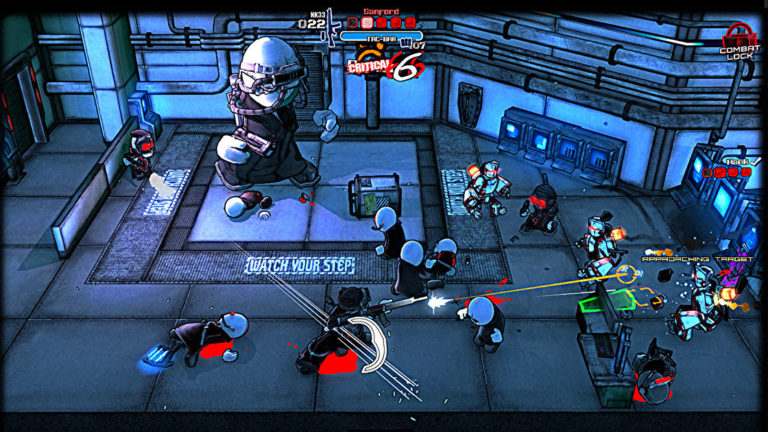 Madness: Project Nexus revives a Newgrounds classic