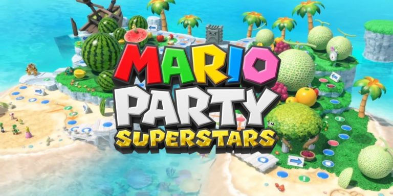 New Mario Party Superstars overview trailer