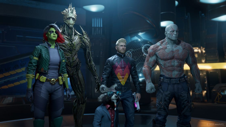 This Marvel's Guardians of the Galaxy trailer highlights the game's PC features