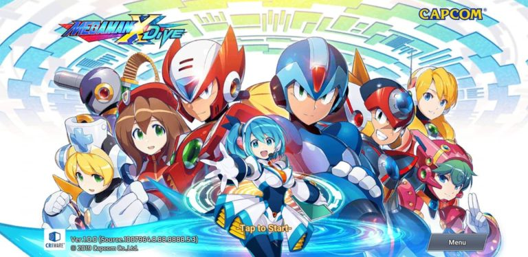 iOS and Android game Mega Man X DiVE could be coming to Switch