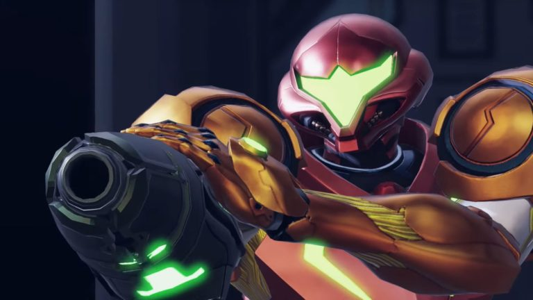 Video: Metroid Dread launch trailer