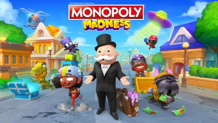 Ubisoft announces Monopoly Madness for Switch