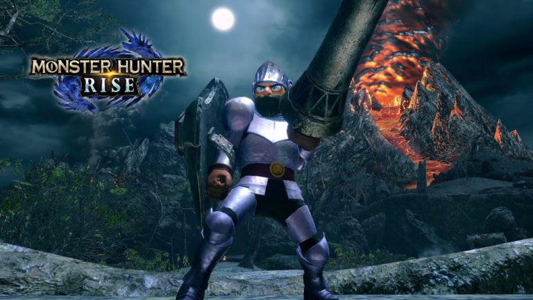 Ghost 'N Goblins collaboration coming to Monster Hunter Rise on 29th October, Sonic the Hedgehog collab set for November