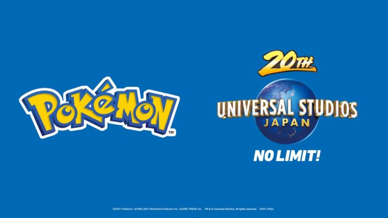 The Pokemon Company and Universal Studios Japan have announced a new partnership