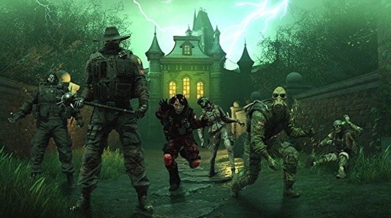 Rainbow Six Siege's Doktor's Curse Halloween event returns tomorrow • Eurogamer.net