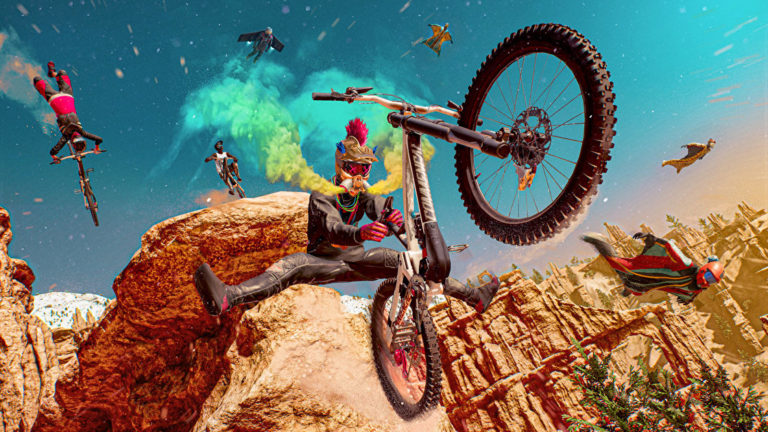 Ubisoft holding Riders Republic trial day tomorrow