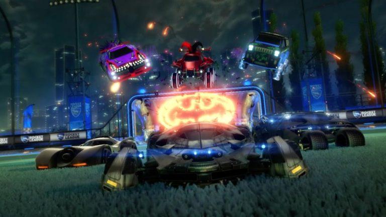 Batman-Themed Haunted Hallows Event Starts Tomorrow In Rocket League