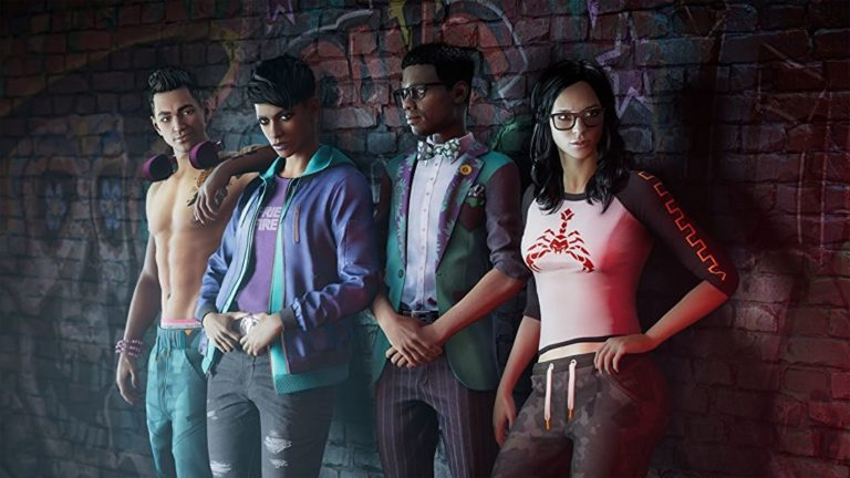 Take a look at some of the rebooted Saints Row gameplay here