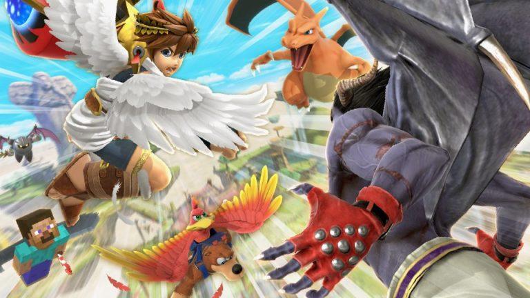 Nintendo announces new three-day Super Smash Bros Ultimate tournament