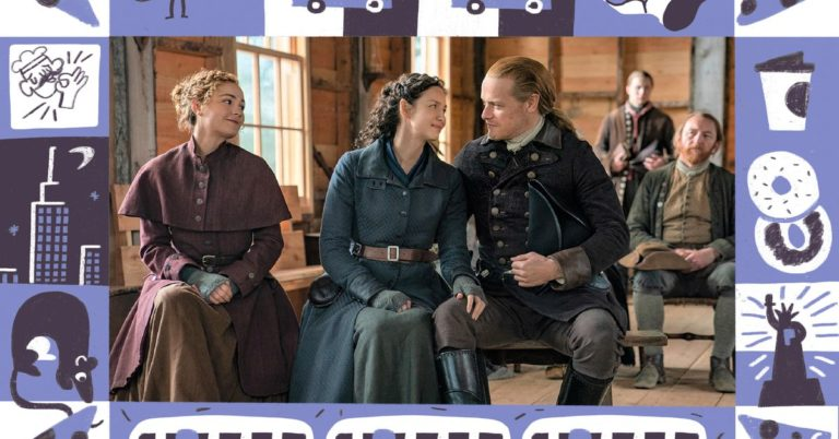 Outlander season six first teaser shows off the Christie family