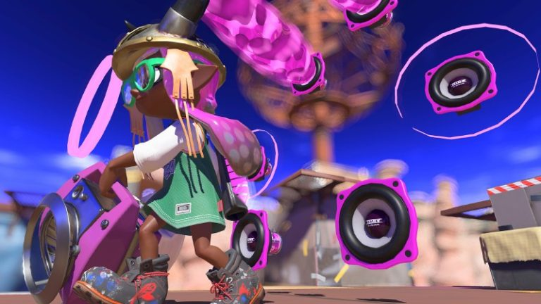 Nintendo Unveils Two New Splatoon 3 Weapons And One Lets You Destroy Enemies With Surround Sound