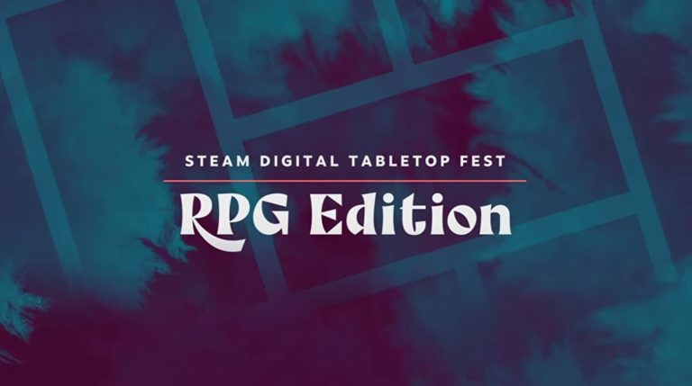 Steam's Digital Tabletop Fest is back this month