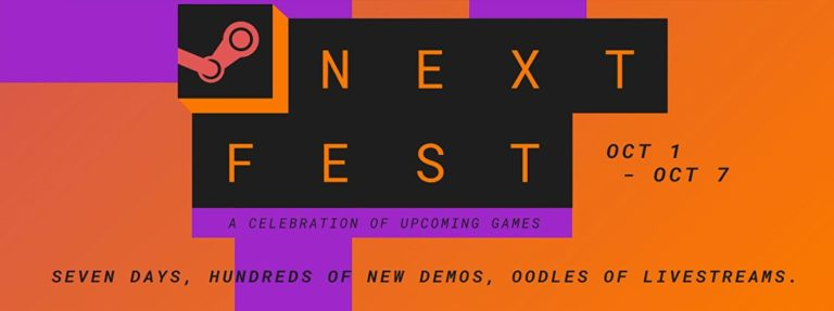 Steam Next Fest: October Edition – here's just sampling of the demos available