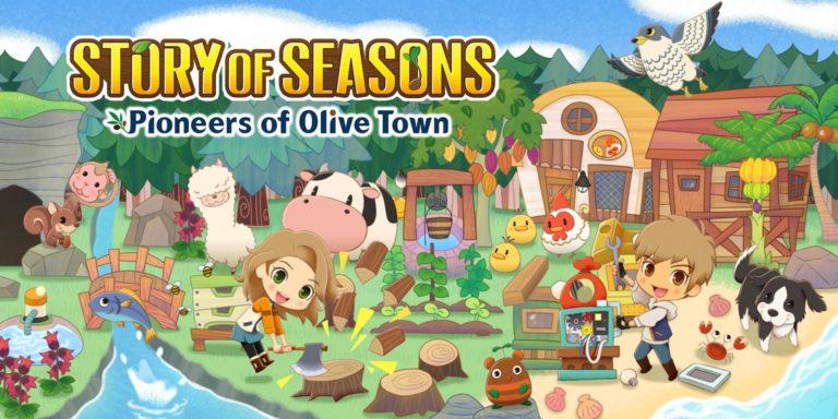 Story of Seasons: Pioneers of Olive Town shipments & digital sales have surpassed 1,000,000 worldwide