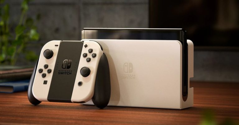 Nintendo Switch OLED model has improved Joy-Cons, but drift 'unavoidable'