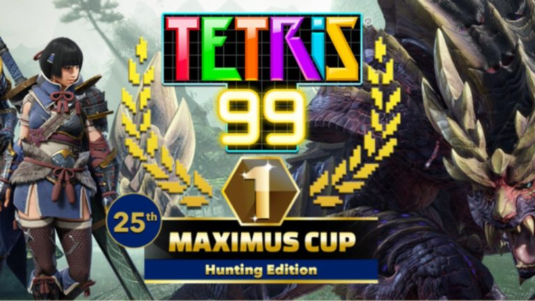 The 25th Tetris 99 Maximus Cup begins later this week
