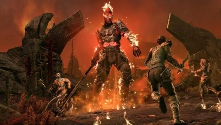 Bethesda unveils The Elder Scrolls Online's Deadlands DLC • Eurogamer.net