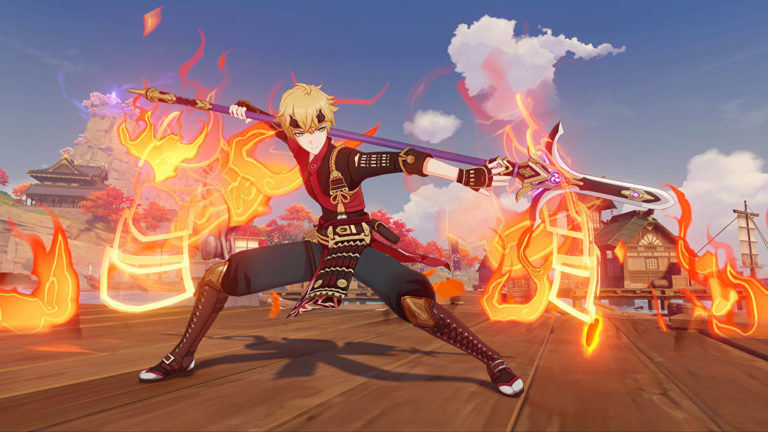 Genshin Impact update 2.2 brings a new location, a new character and more later this month
