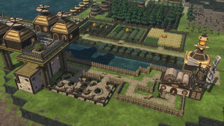 Beaver city-builder Timberborn gears up for its first content updates, starting with fences
