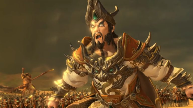 Total War: Warhammer 3's Grand Cathay fights off a daemon horde in a new trailer