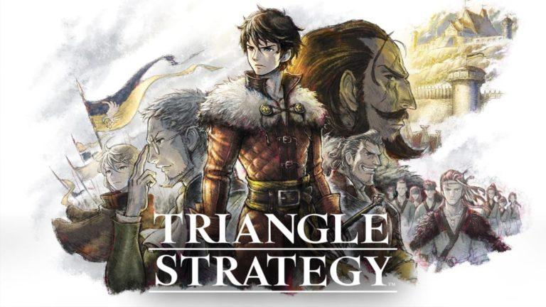 Square Enix's Triangle Strategy TGS 2021 trailer
