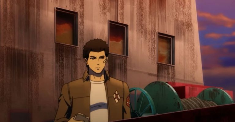 Shenmue anime finally gets a trailer