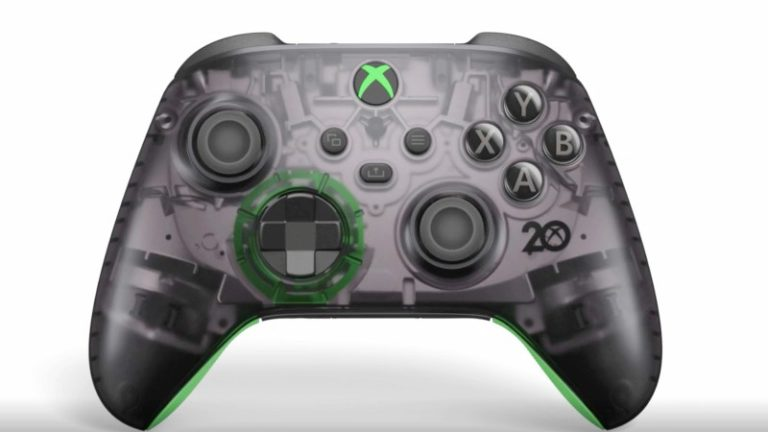 Xbox Reveals New 20th Anniversary Controller And Headset, Available Next Month