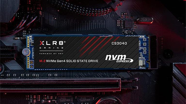 Save $230 on a titanic 4TB PCIe 4.0 SSD