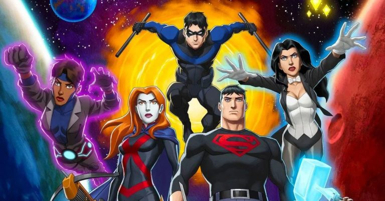 Young Justice: Phantoms trailer, season 4 episodes pop up on HBO Max